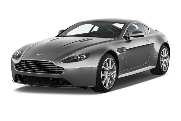 Aston Vantage V8 S Icon