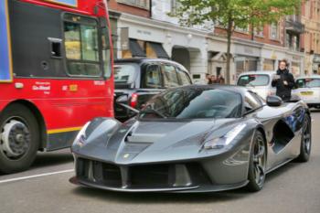 Gordonn Ramsay La Ferrari