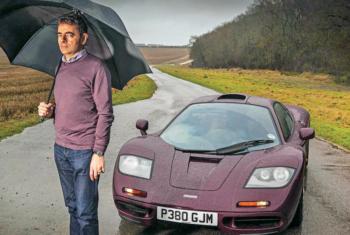 Rowan Atkinson Mclaren F1