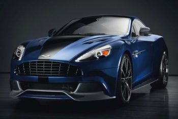 Daniel Craig Aston Martin