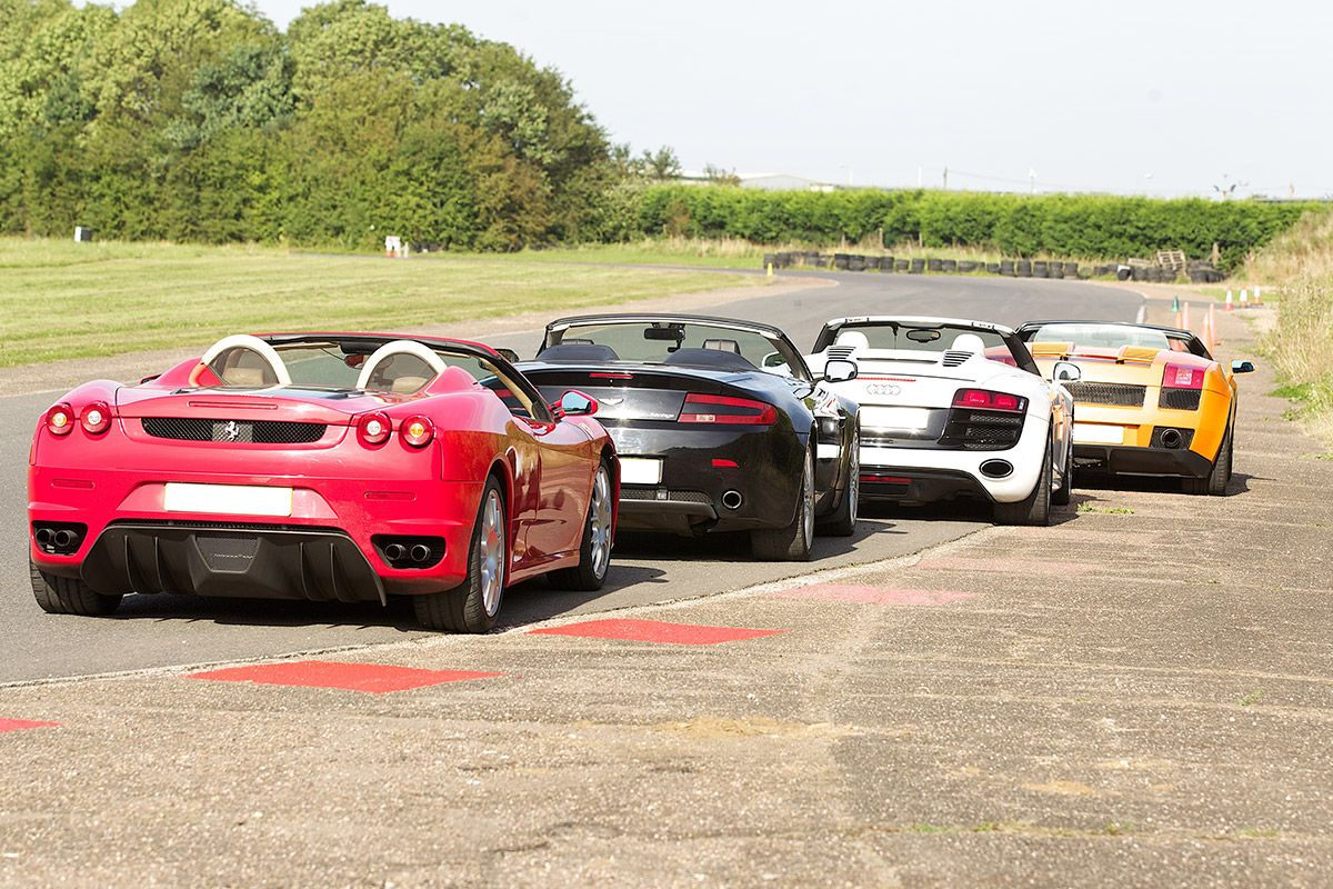 Track Days For Dummies Track Day Experience 101 Supercar Hire