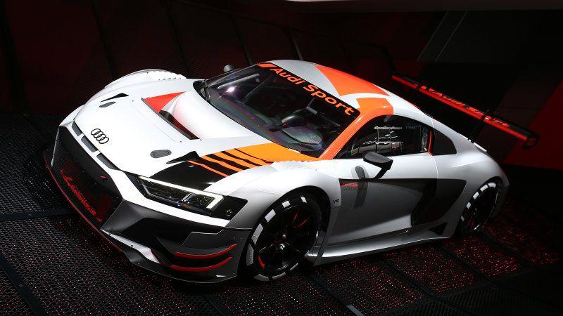 Paris Motor Show Audi